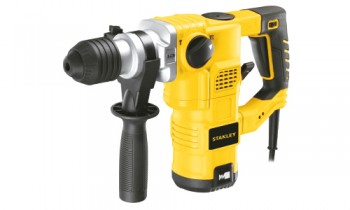 Marteu Perforateur en L , 1250W , 32 mm (STANLEY STHR323K)