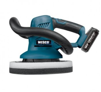 Polisseuse Rotative Sans Fil 240mm 18V 1.5Ah (WESCO WS2967 )