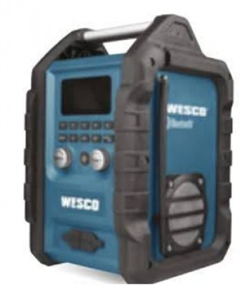 18V Radio de chantier WS2894K (WESCO)
